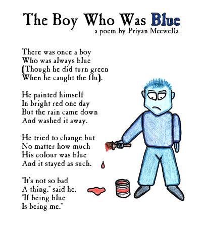The Boy Who Was Blue