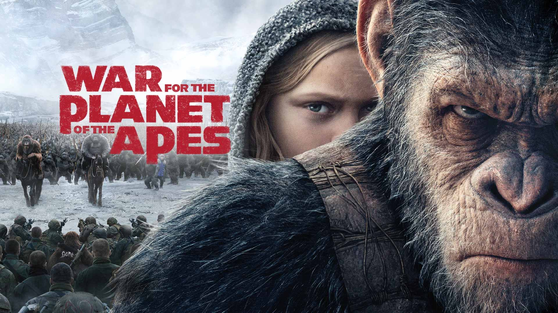 War for the Planet of the Apes | meewella.com