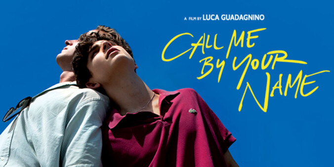 Call Me By Your Name quad poster