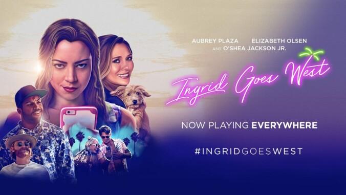 Ingrid Goes West quad poster