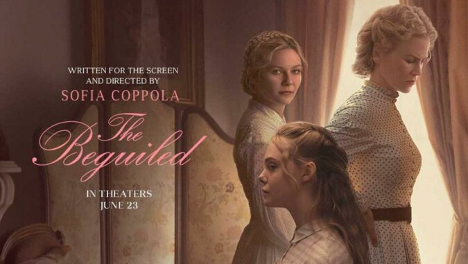 The Beguiled quad poster