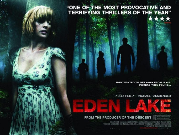Eden Lake quad poster