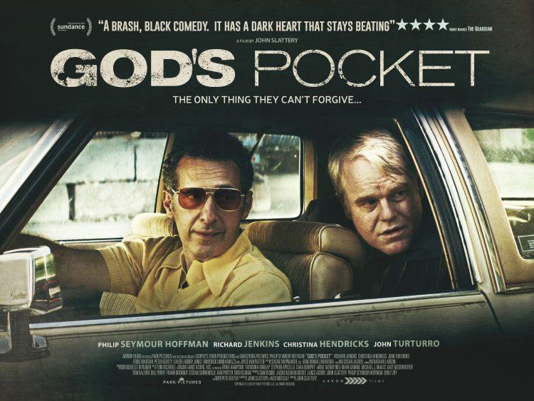 God's Pocket quad poster