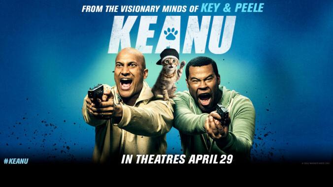 Keanu quad poster