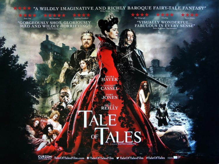 Tale of Tales quad poster