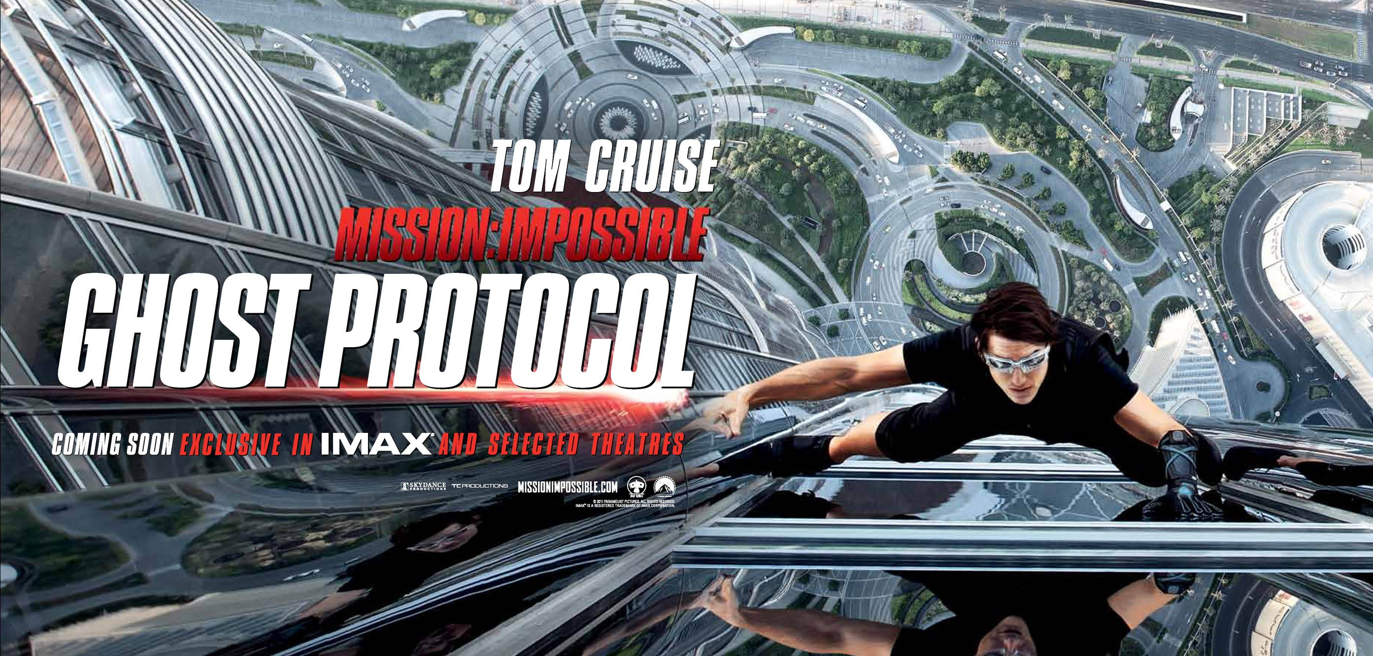 Quickview Mission Impossible Ghost Protocol 2011 Meewella Com