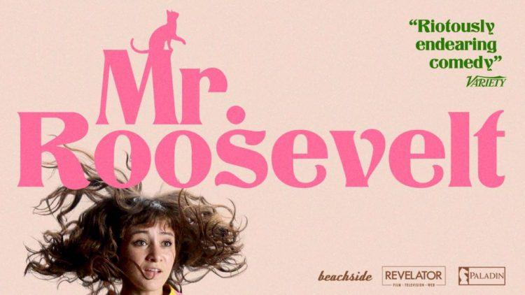 Mr Roosevelt poster