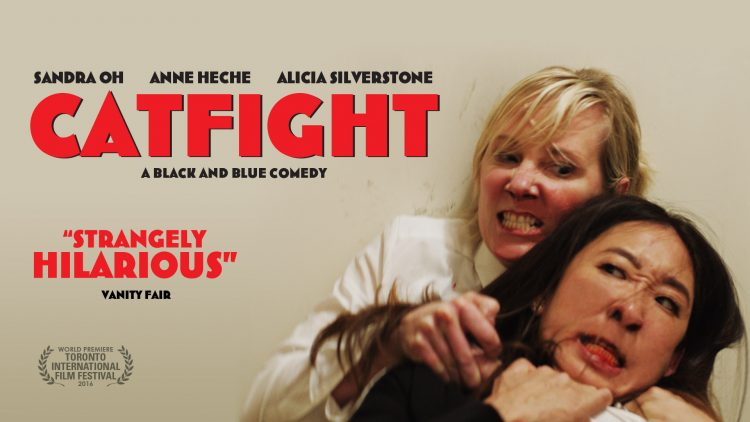 Catfight poster