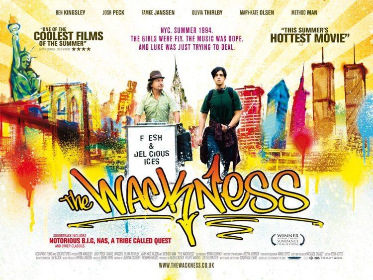 The Wackness quad poster