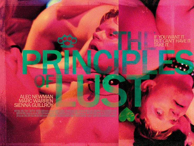 The Principles of Lust poster