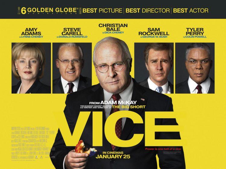 Vice quad poster