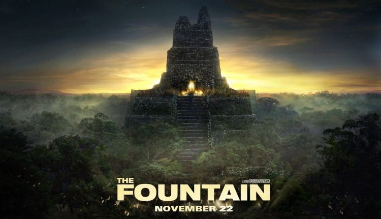The Fountain poster