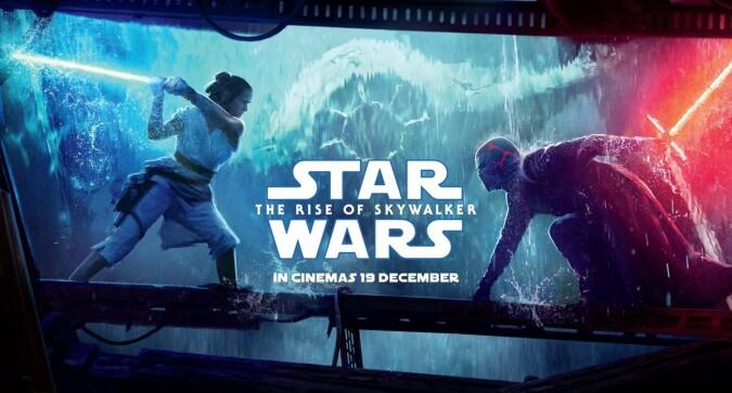 Star Wars: Rise of the Skywalker poster