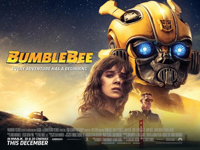 Bumblebee quad poster