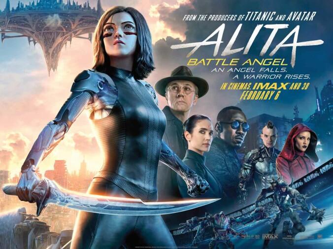 Alita - Battle Angel (2019)