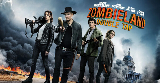 Zombieland - Double Tap poster