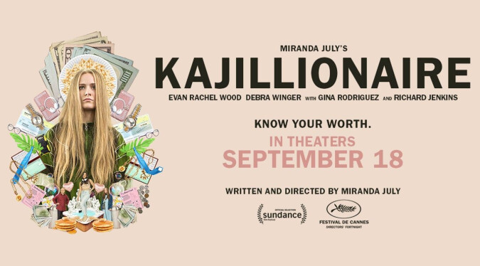 Kajillionaire poster