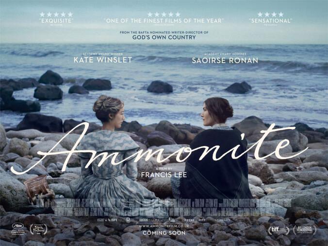Ammonite quad poster