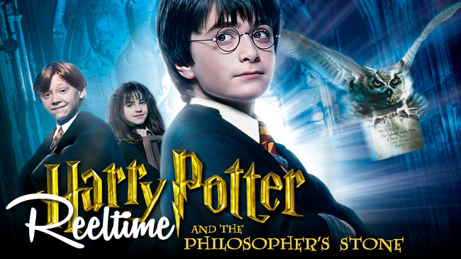 Reeltime: Harry Potter and the Philosopher's Stone