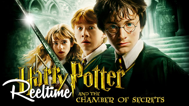 Reeltime: Harry Potter and the Chamber of Secrets