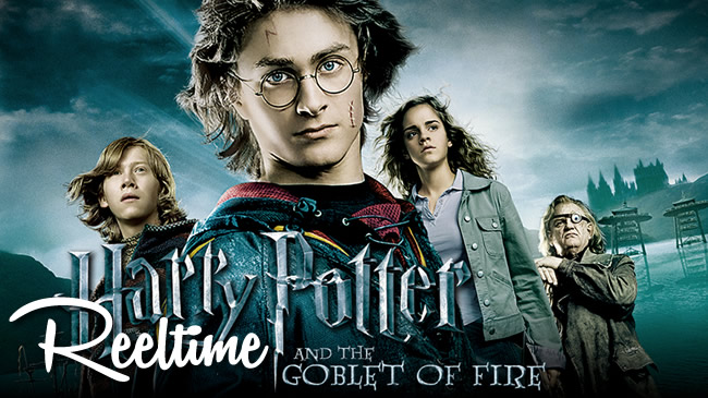 Reeltime: Harry Potter and the Goblet of Fire