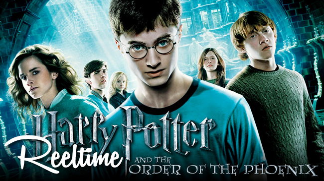 Reeltime Harry Potter And The Order Of The Phoenix 2007 Meewella Com