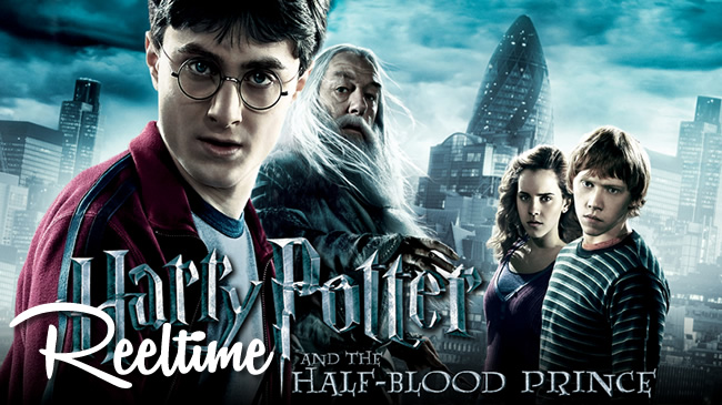 Reeltime Harry Potter And The Half Blood Prince 2009 Meewella Com
