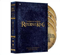 The Return of the King extended DVD
