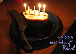 happy birthday Ravi!