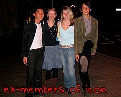 ex-members of Icon