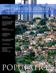 The Cambrige Globalist | Vol. 1, Issue 2