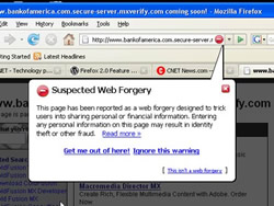 Firefox 2 anti-phishing