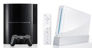 PS3 vs. Wii