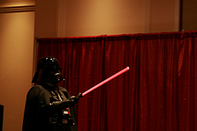 Dave Marley later duelled with Vader
