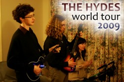 The Hydes: World Tour 2009