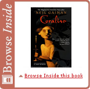 Browse Inside: Coraline
