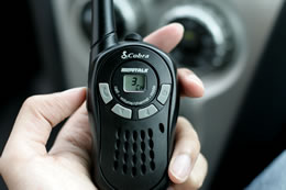 Cobra 2-way radio