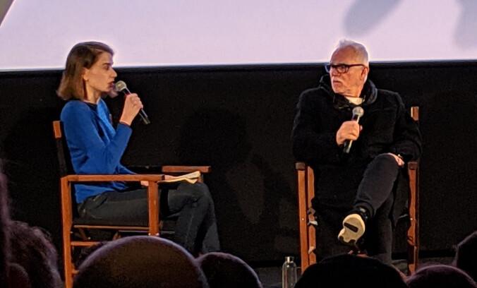 Malcolm McDowell Q&A