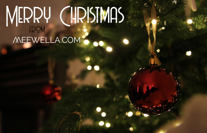 Merry Christmas from Meewella.com